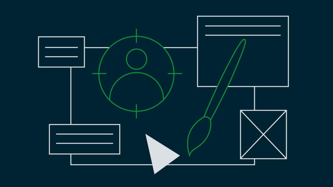 Titelbild Blogbeitrag zu UX Design