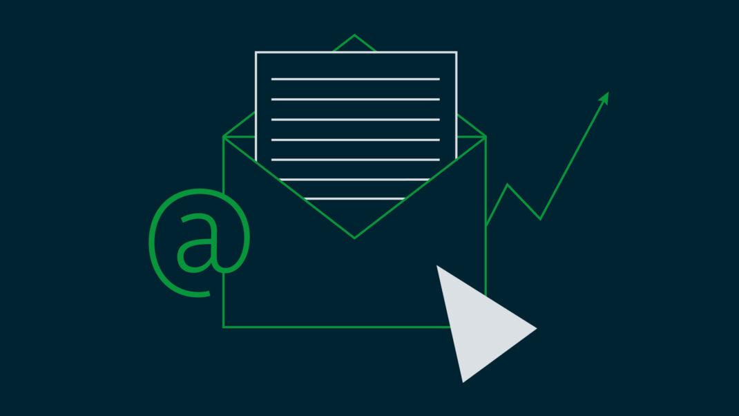 Titelbild Blogpost zu Newsletter Marketing