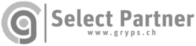 Logo für Select Partner von Gryps